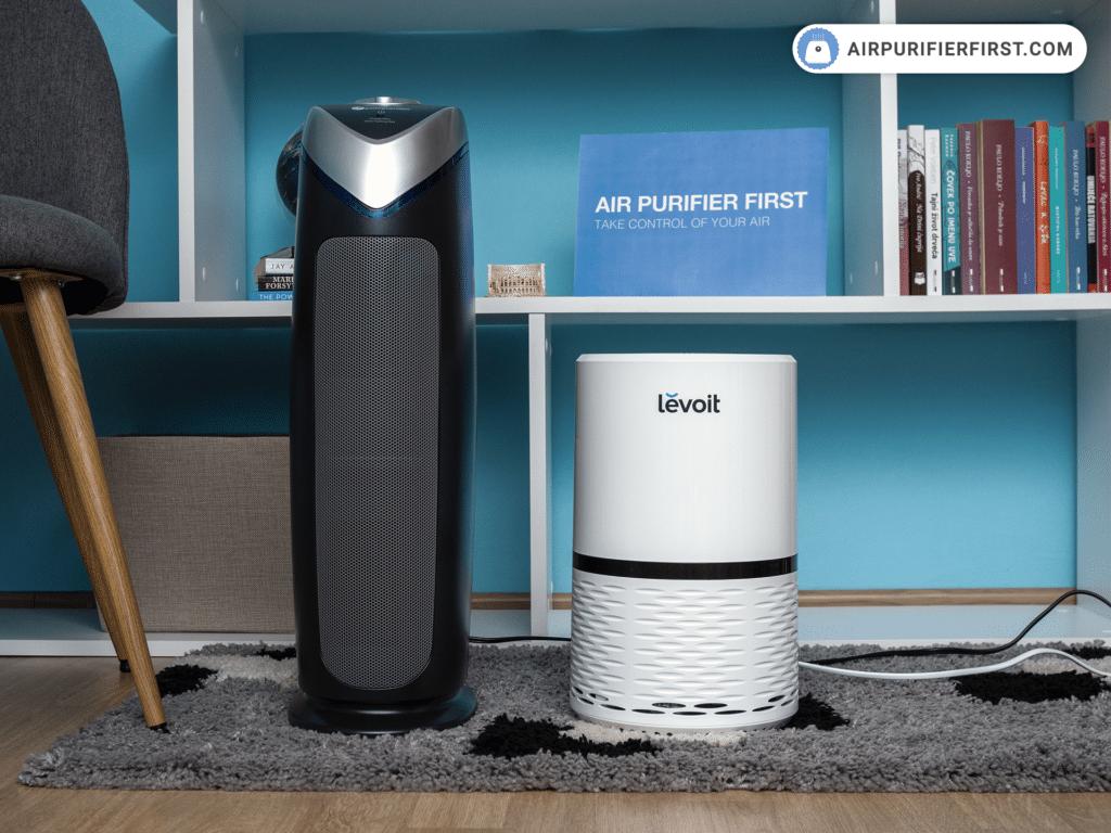 GermGuardian AC4825 Vs Levoit LV-H132 – Air Purifiers Comparison