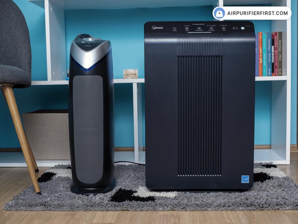GermGuardian AC4825 Vs Winix 5500-2 - Air Purifiers Comparison