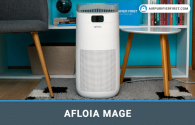 Afloia Mage Featured Image - Air Purifier First