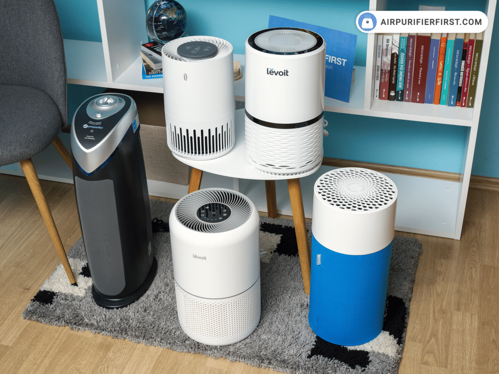 Best Affordable Air Purifiers - Top 5