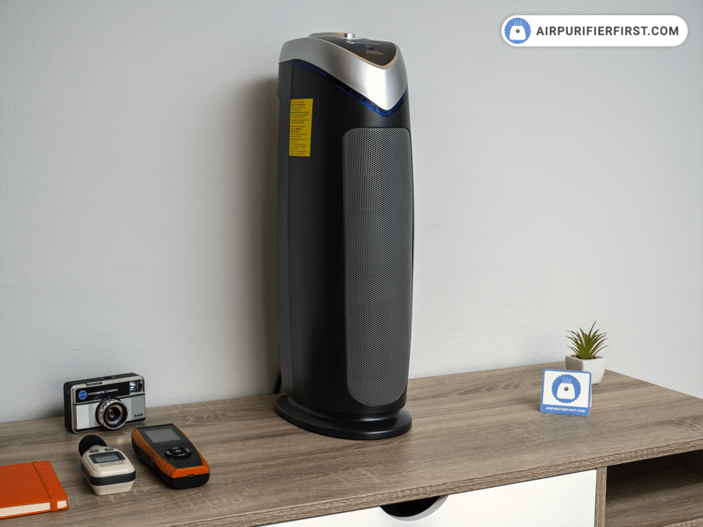 GermGuardian AC4825 - Affordable Air Purifier