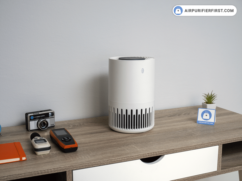 TaoTronics TT-AP001 - Affordable Air Purifier