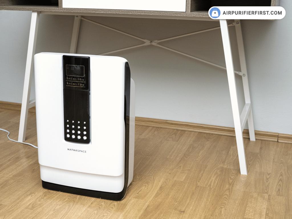Hathaspace HSP001 - Air Purifier - Design