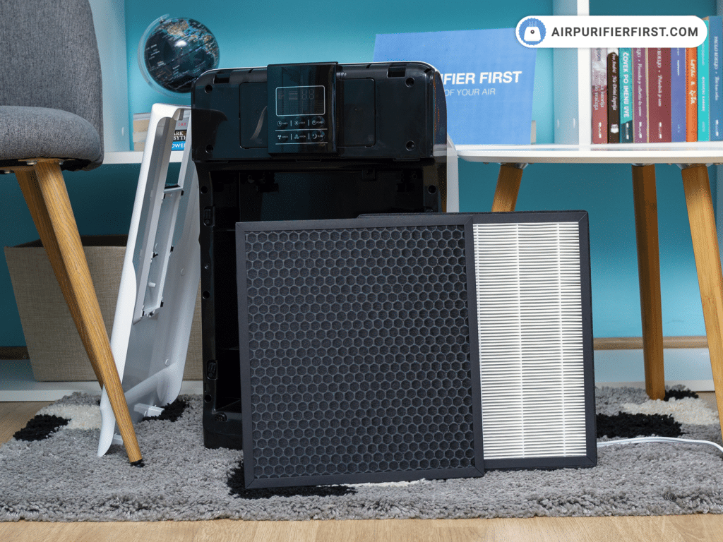 Hathaspace HSP001 Air Purifier - Filtration