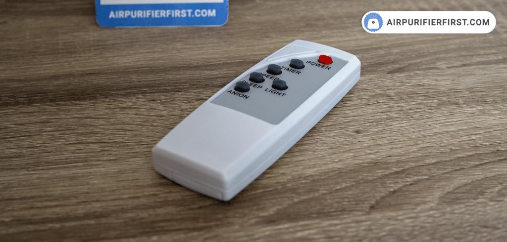 Hathaspace HSP001 Air Purifier - Remote Controller