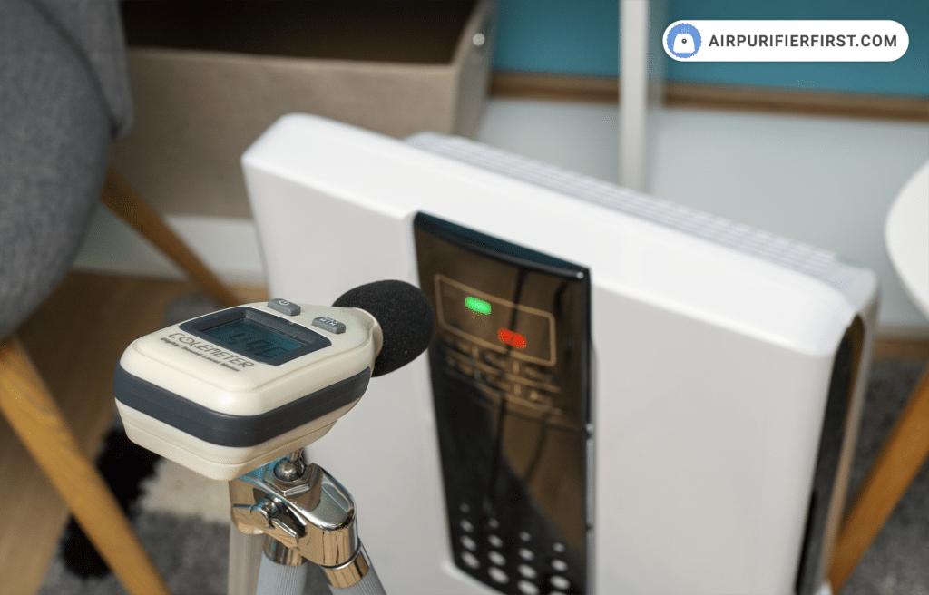 Hathaspace HSP001 - Noise Test
