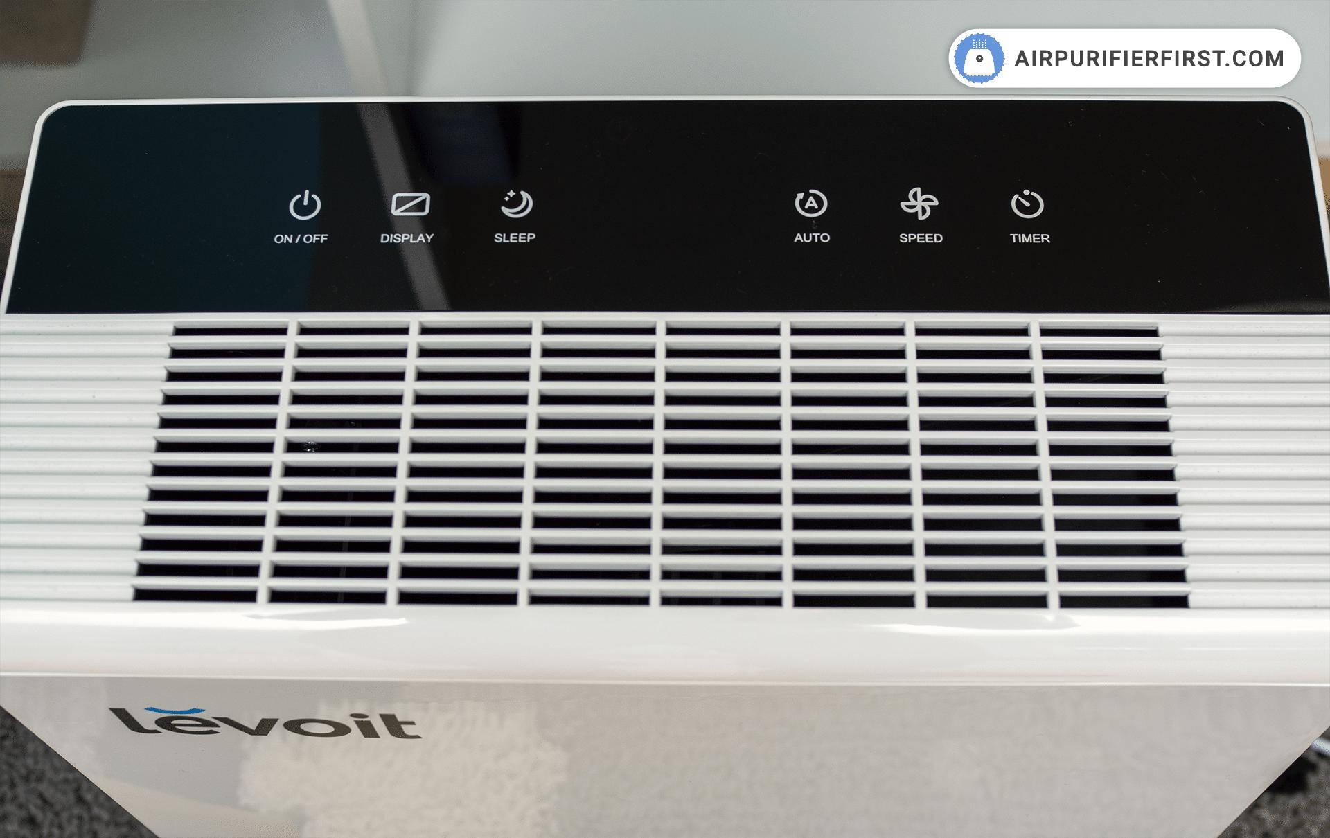 Levoit LV-PUR131 Air Purifier - Control Panel