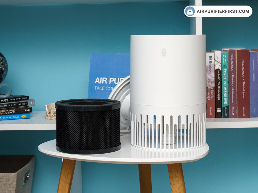 TaoTronics TT-AP001 - Air Purifier Filtration