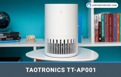 TaoTronics TT-AP001 Air Purifier - Review