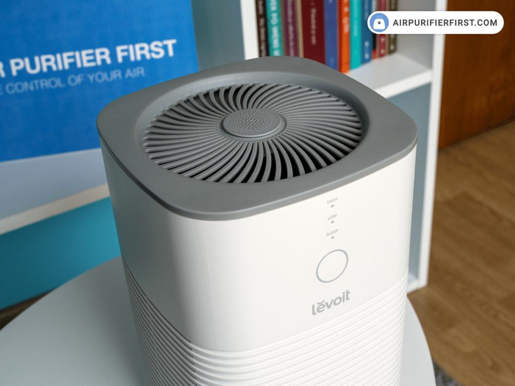 Levoit LV-H128 Air Purifier - Control Button