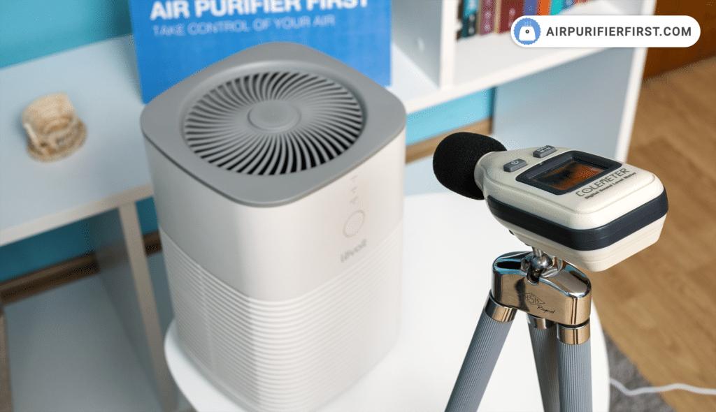 Levoit LV-H128 Air Purifier - Noise Test