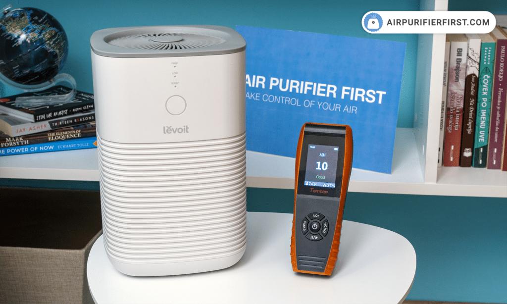 Levoit LV-H128 Air Purifier - Performance Test