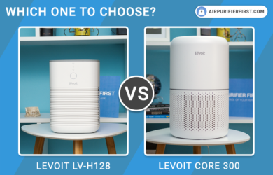 Levoit LV-H128 Vs Levoit Core 300 - Comparison