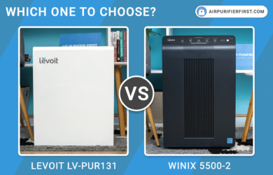 Levoit LV-PUR131 Vs Winix 5500-2 - Comparison