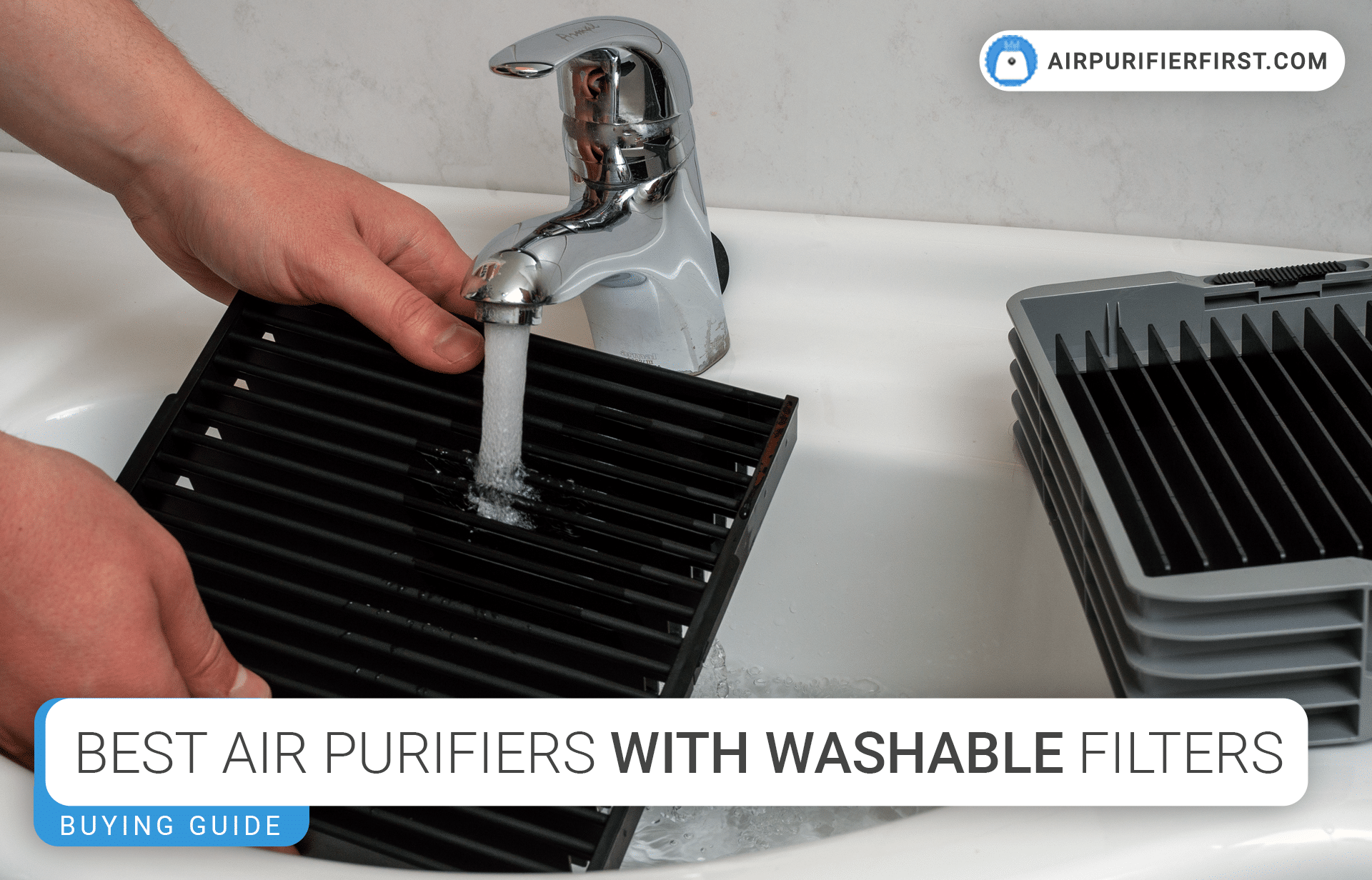 Best Air Purifiers With Washable Filters