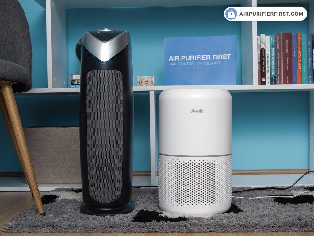 GermGuardian AC4825 Vs Levoit Core 300 - Comparison
