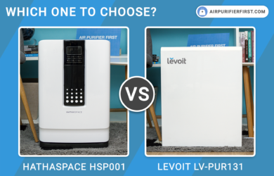 Hathaspace HSP001 Vs Levoit LV-PUR131 - Comparison