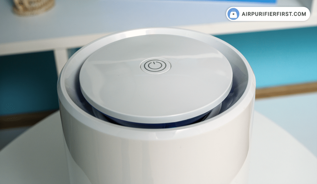 Jinpus GL-2103 Air Purifier - Control Button