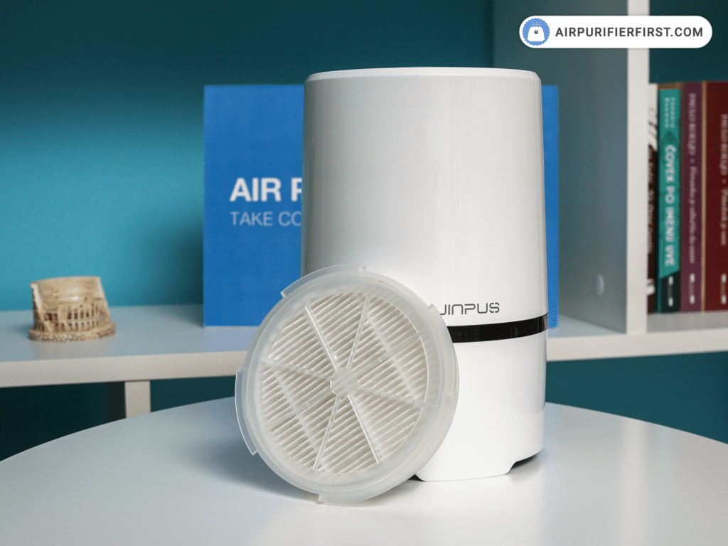 Jinpus GL-2103 Air Purifier - Filtration