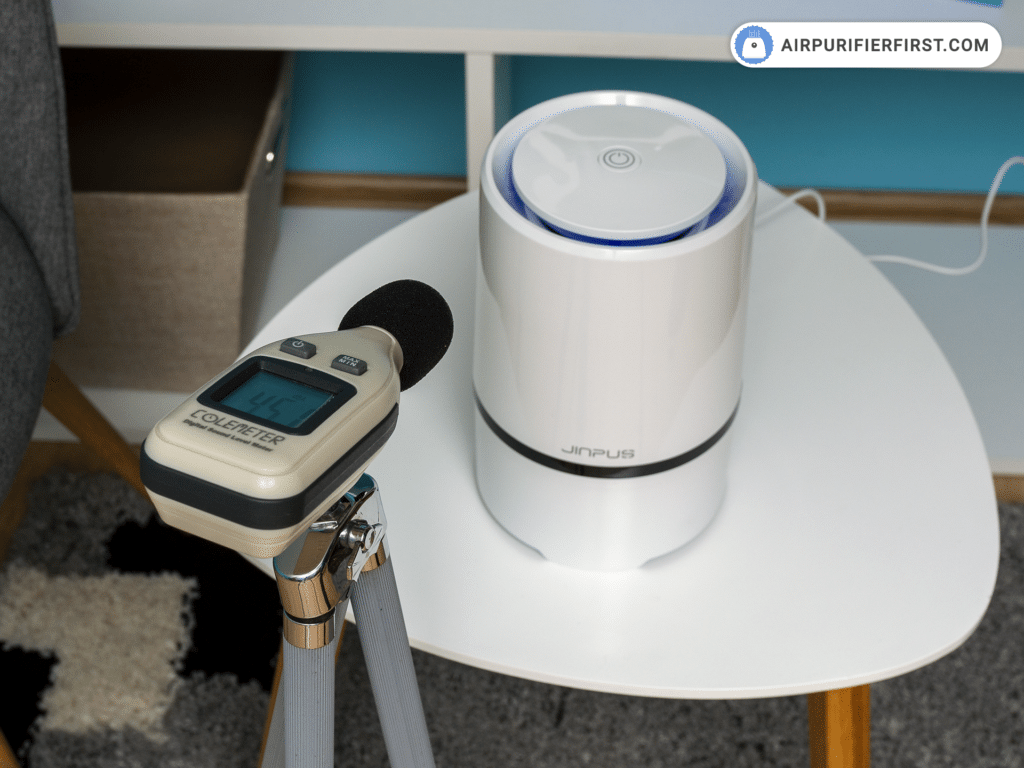Jinpus GL-2103 Air Purifier - Noise Test