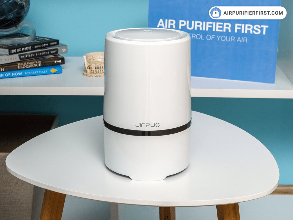 Jinpus GL-2103 Air Purifier - On The Desk