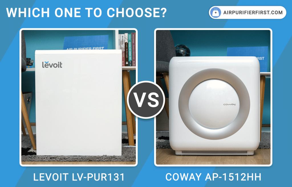 Levoit LV-PUR131 Vs Coway AP-1512HH - Comparison