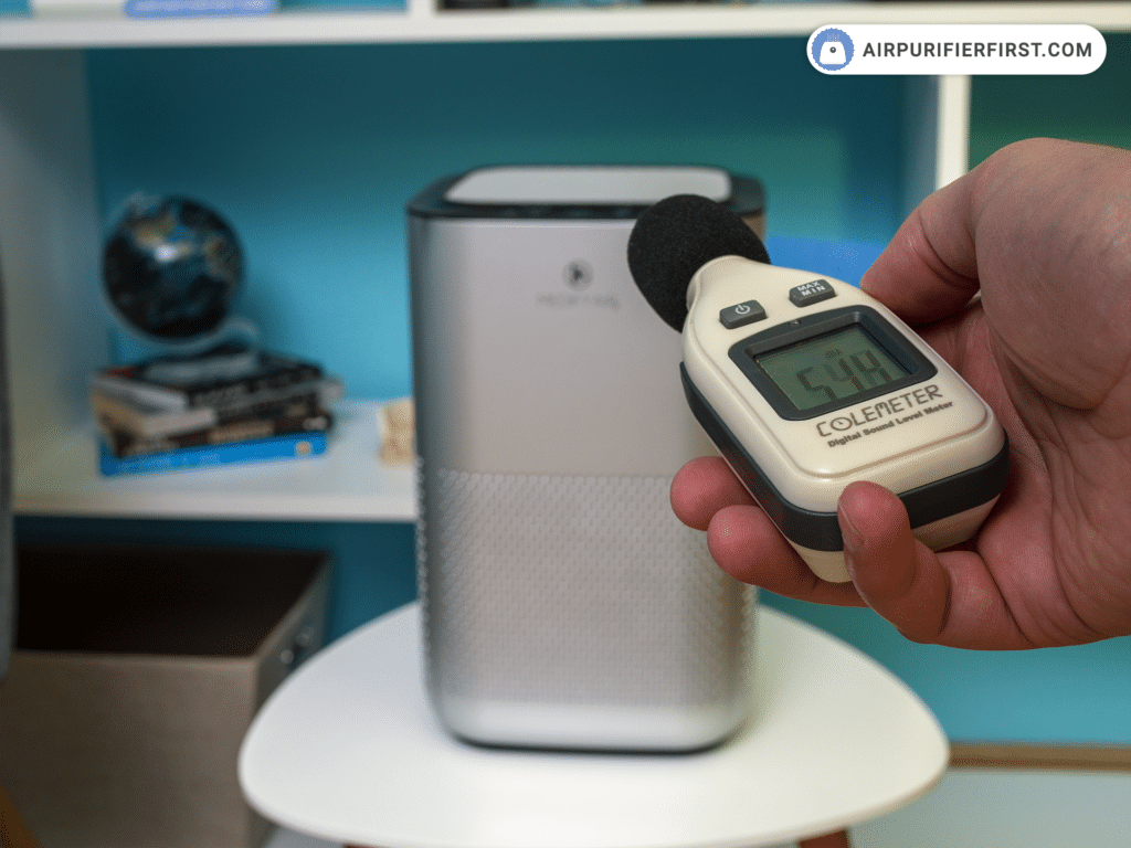 Medify Air MA-15 Air Purifier - Noise Test
