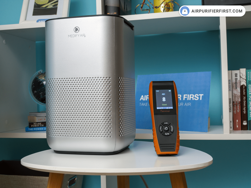 Medify MA-15 Air Purifier - Performance Test