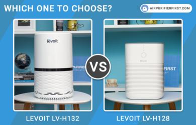 Levoit LV-H132 Vs Levoit LV-H128 Air Purifiers - Comparison