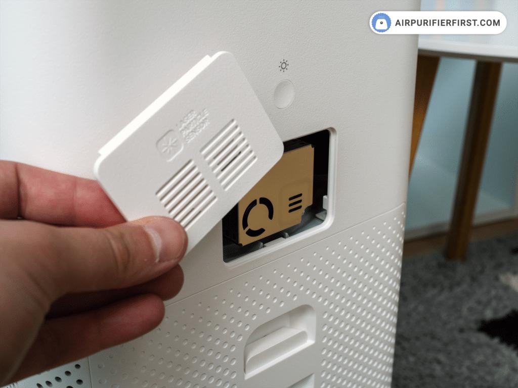 Xiaomi Mi Air Purifier 3H - Air Quality Sensor