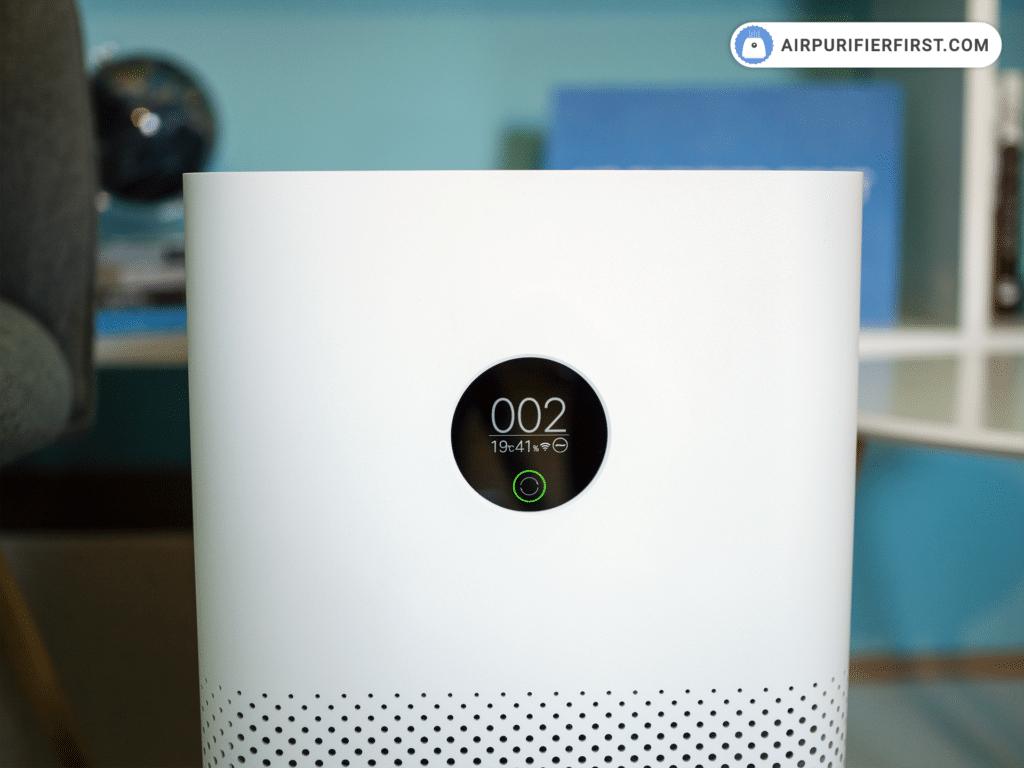 Xiaomi Mi Air Purifier 3H - QLED Display