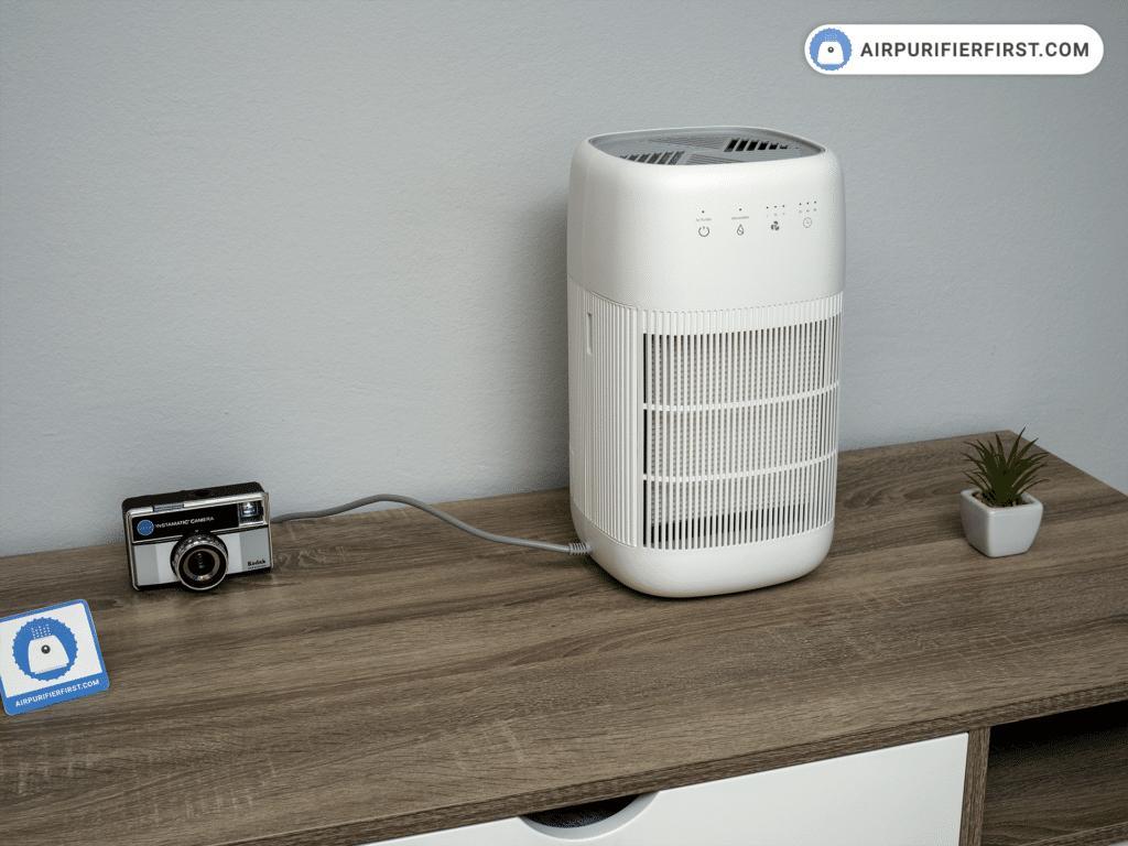 Afloia Q10 Air Purifier - Design