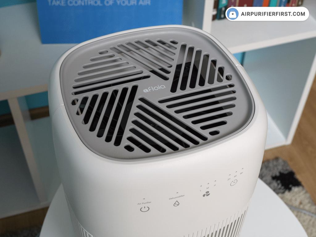 Afloia Q10 Air Purifier - Fan Grille