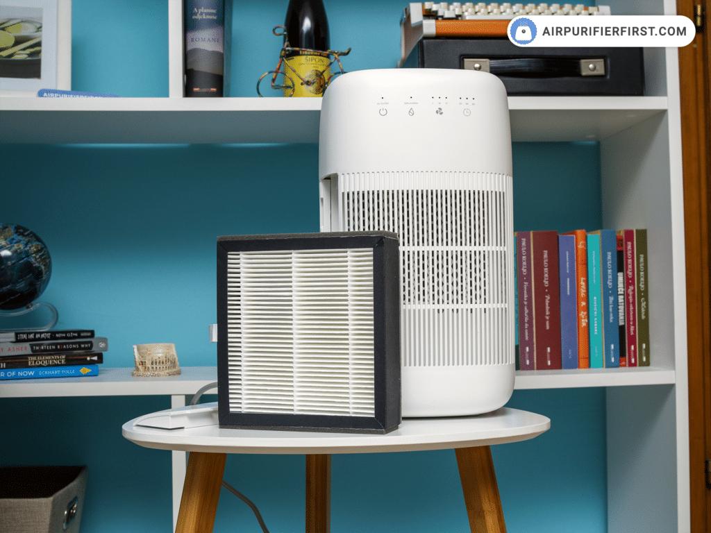 Afloia Q10 Air Purifier - Filtration