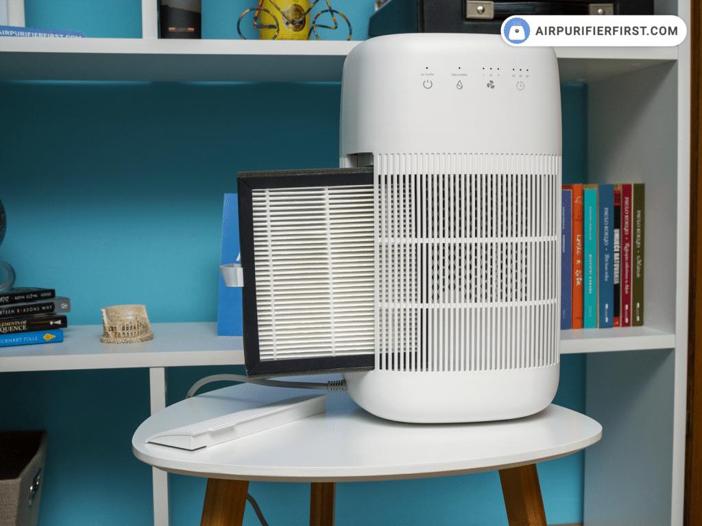 Afloia Q10 Air Purifier - HEPA Filter