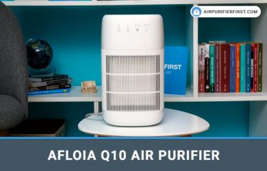 Afloia Q10 Air Purifier and Dehumidifier - Review