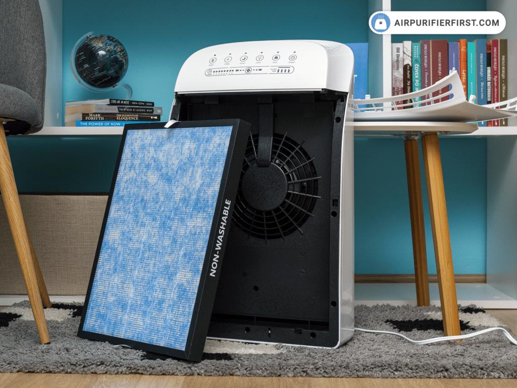 Membrane Solutions MSA3 Air Purifier - Filtration