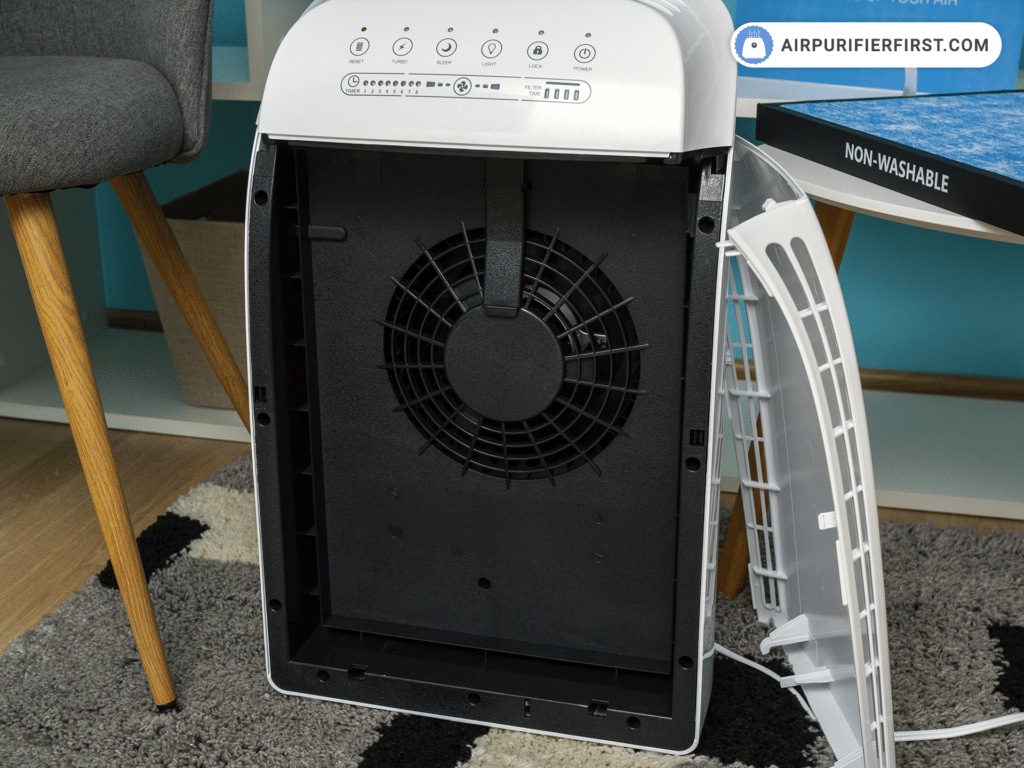 Membrane Solutions MSA3 Air Purifier - Operating Costs