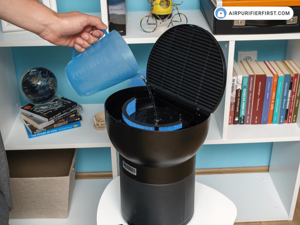 TCL breeva A2 - Air Purifier - Humidifier