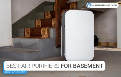 Best Air Purifiers For Basement - Top 5