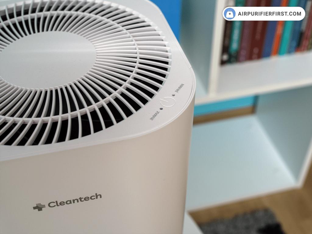 Clean-tech Air Purifier - Control Buttons