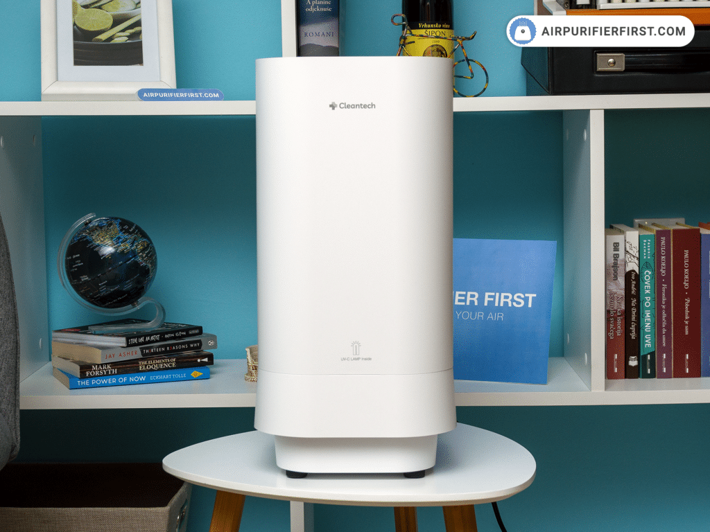 Clean-tech - Air Purifier Review