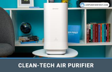 Clean-tech air purifier review