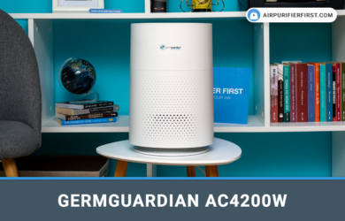 GermGuardian AC4200W - Air Purifier