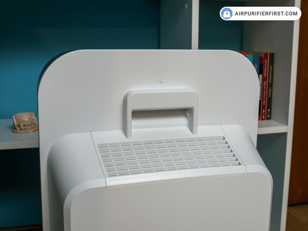 Alen BreatheSmart Flex Air Purifier - Backside