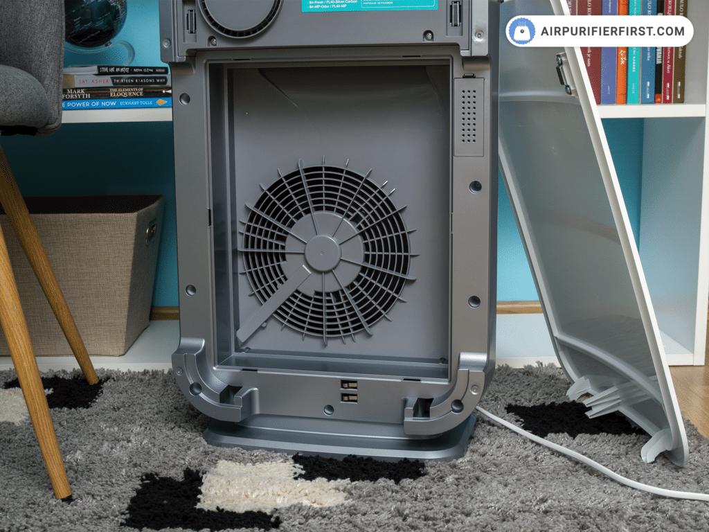 Alen BreatheSmart Flex Air Purifier - Engine
