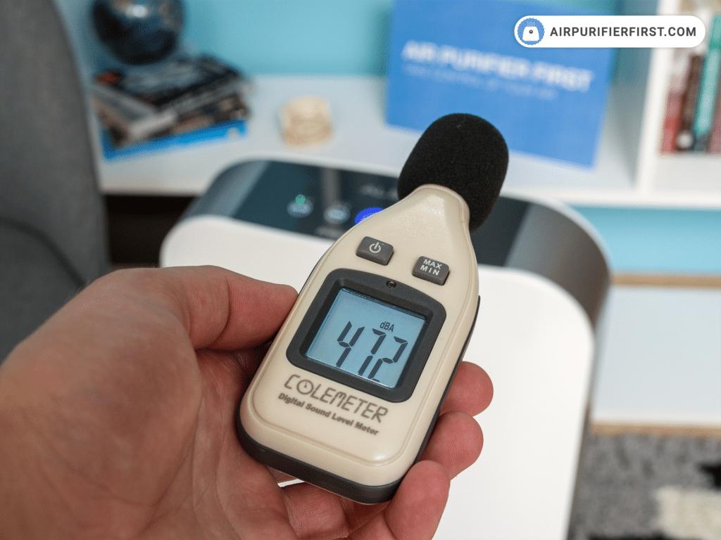 Alen BreatheSmart Flex Air Purifier - Noise Test