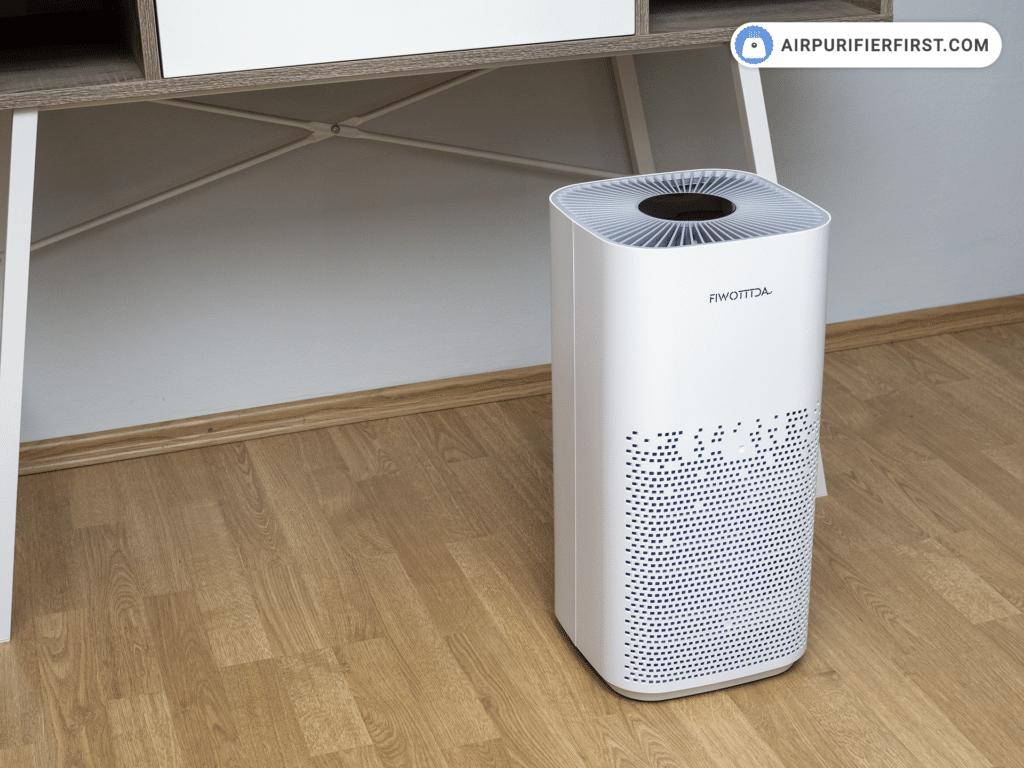 FIWOTTTDA Air Purifier - Design
