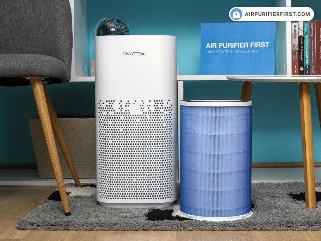 FIWOTTTDA Air Purifier - Filter