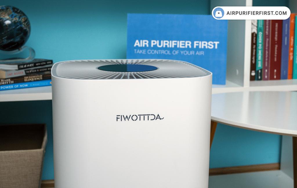 FIWOTTTDA Air Purifier - Front Side